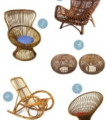 Franco-Albini-cane-chairs