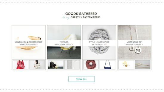 Mel Chesneau, Armoire Pegs & Casserole Great.ly Tastmaker online store