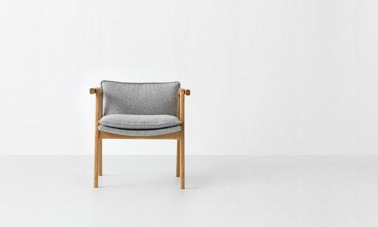pick up sticks armchair | Resident