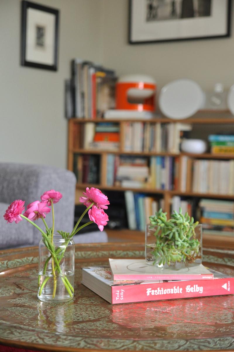Mel Chesneau home on Design*Sponge