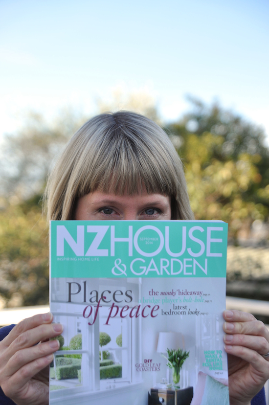 Mel Chesneau NZ House & Garden