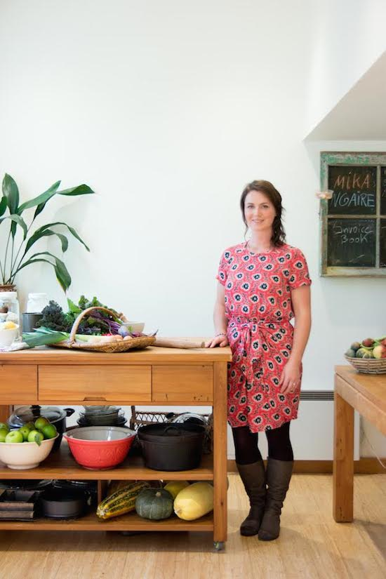 5 Food Questions with Nicola Homegrown Kitchen 3