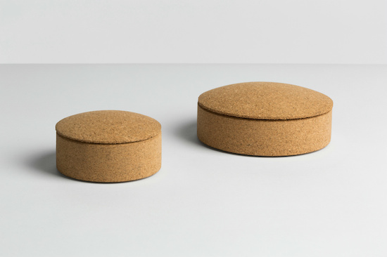Wrong for Hay Lens Box Stackable cork