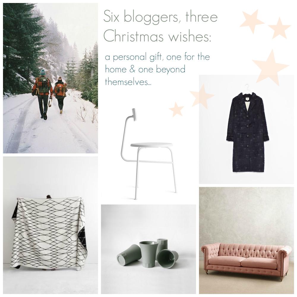 bloggers christmas wish list