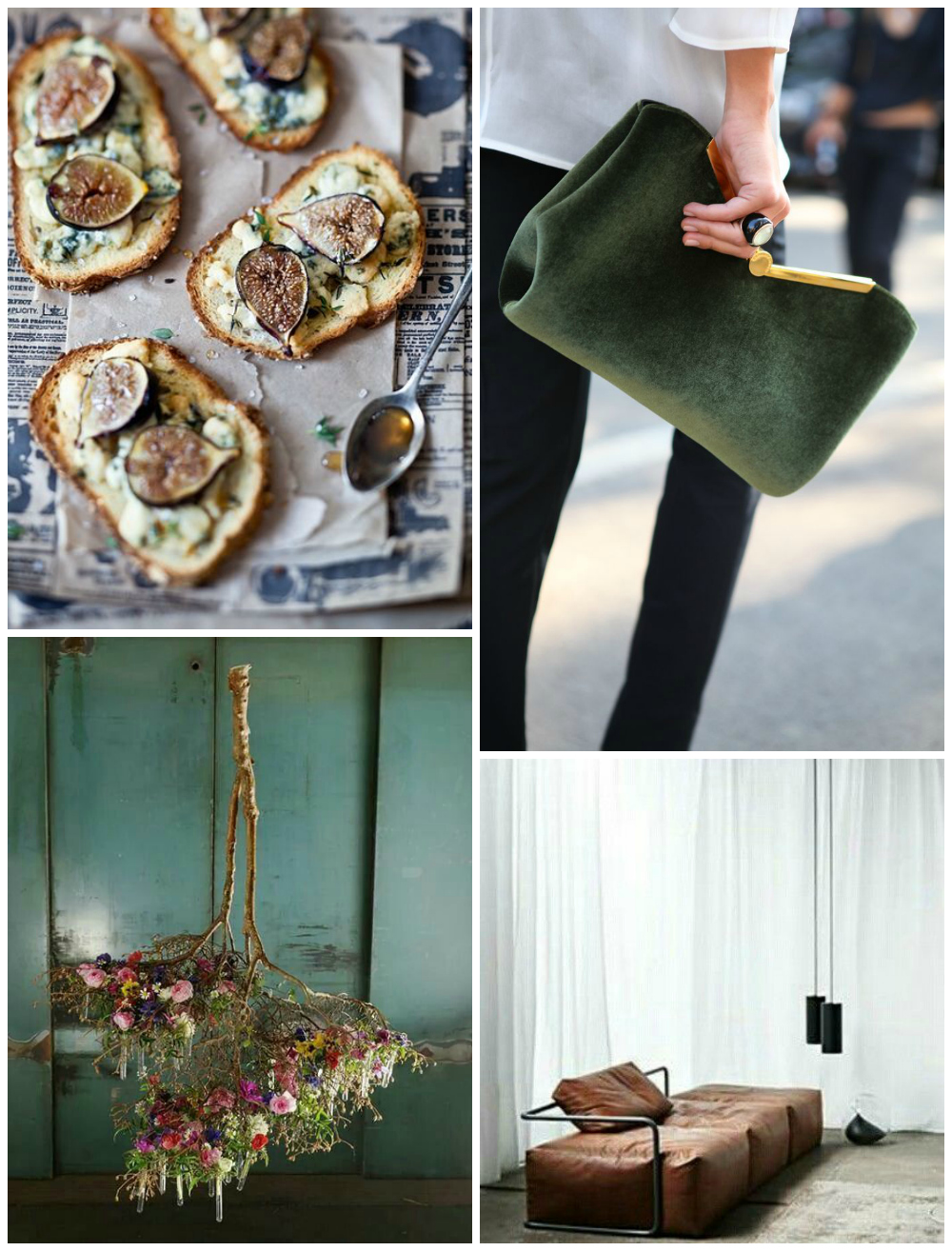 Green brown and pinks pinterest