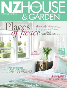 NZ House & Garden Sept 2014
