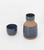Totokaelo_ Kati Von Lehman stoneware bed side carafe