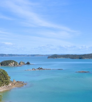 The Bay of Islands Northland New Zealand