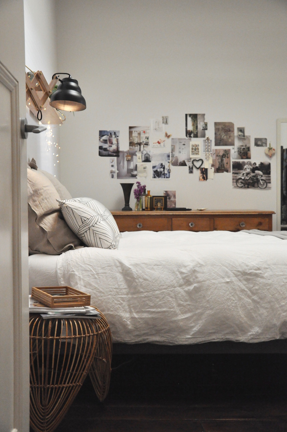 at home with tessuti bed