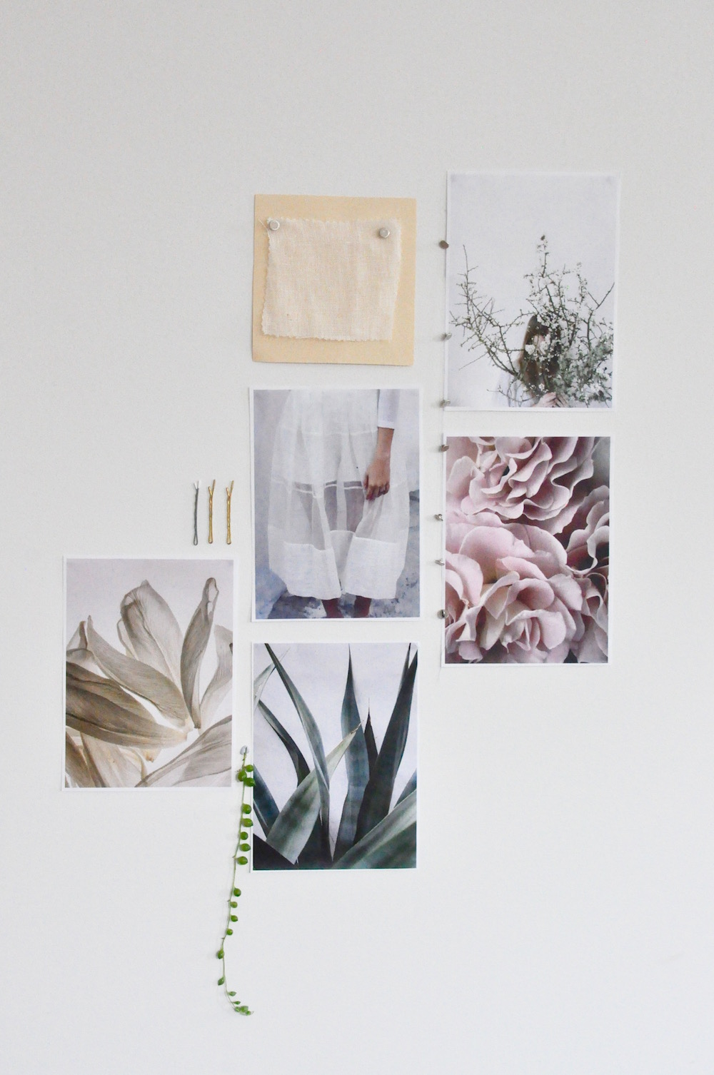styled canvas challenge | moodboard,