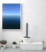 Deep Blue Print - Amber Armitage