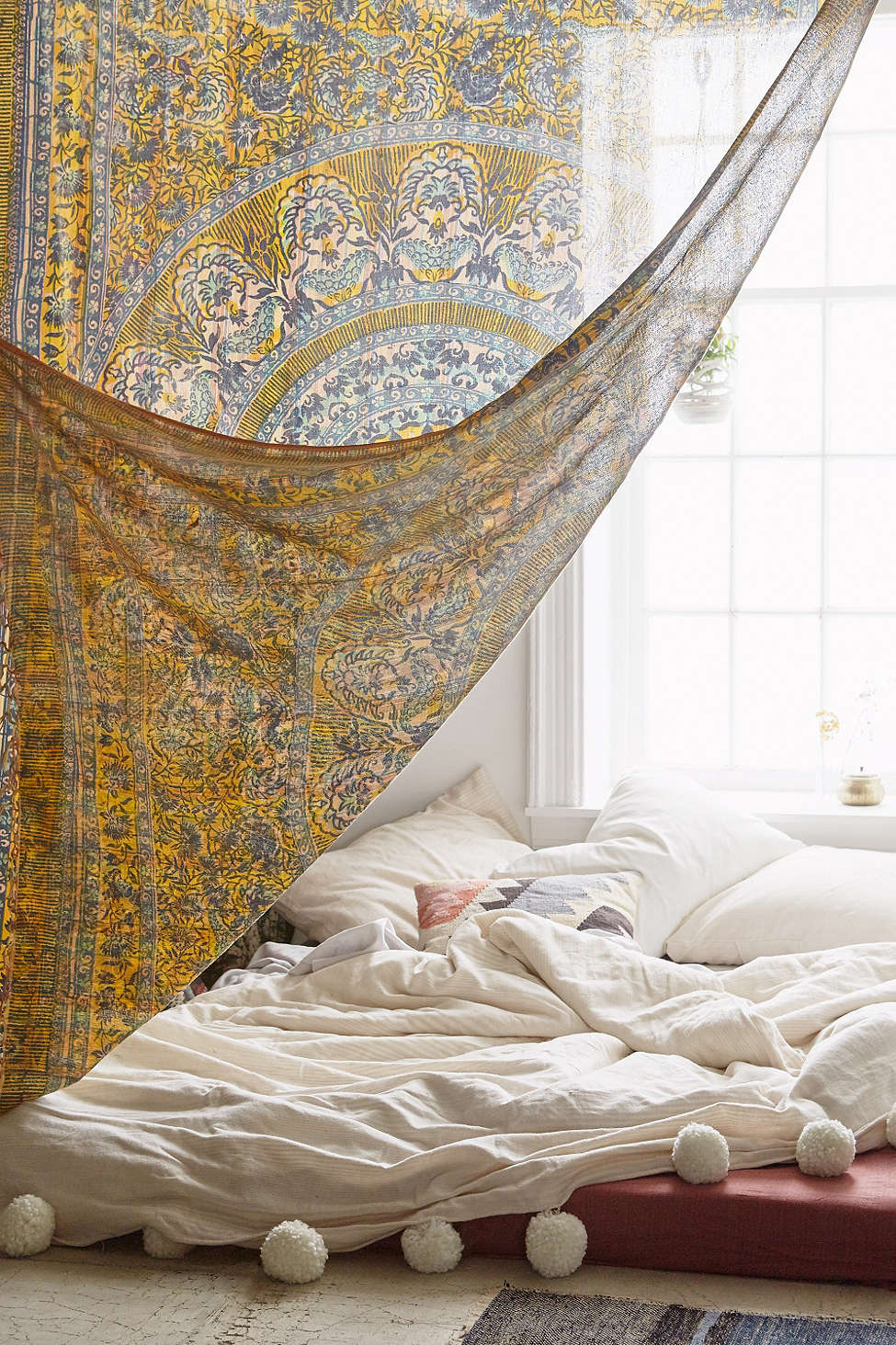 Decorate with Tapestry.