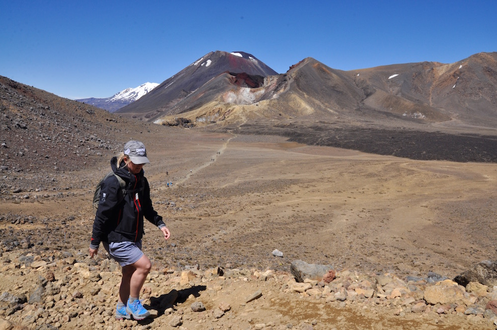 Tongariro alpine crossing.11
