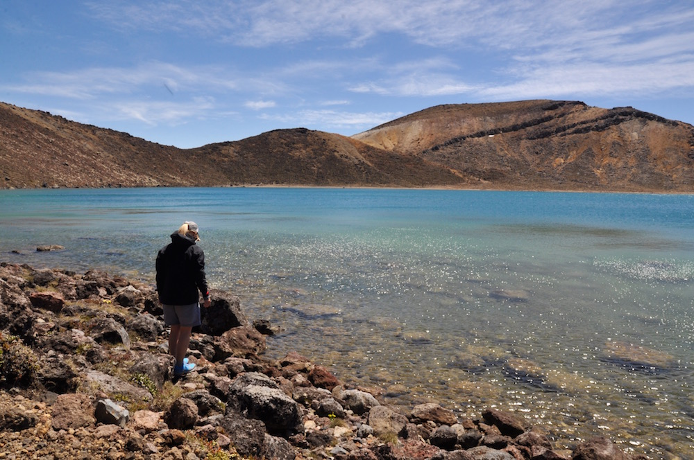 Tongariro alpine crossing.13
