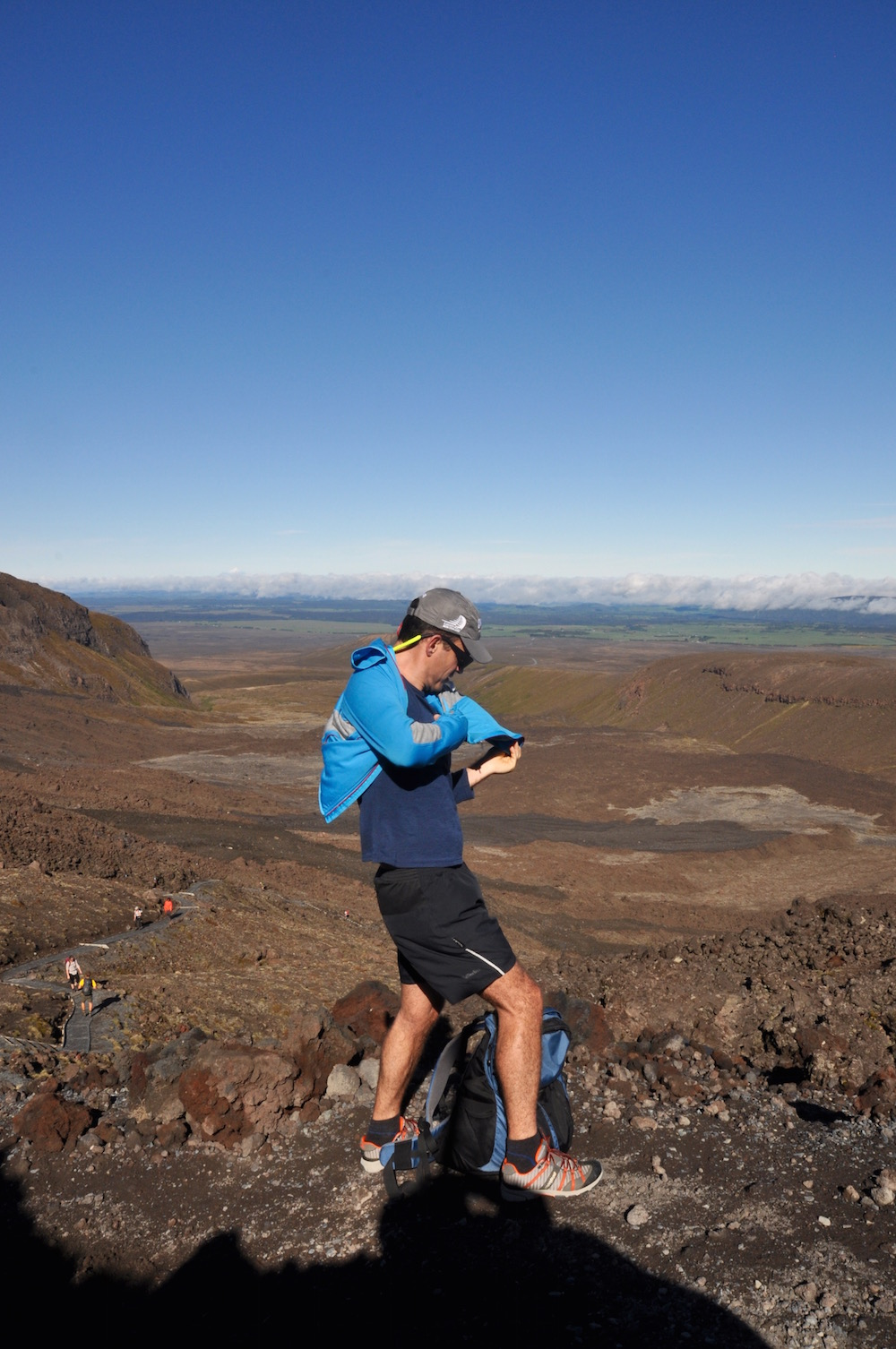 Tongariro alpine crossing.4