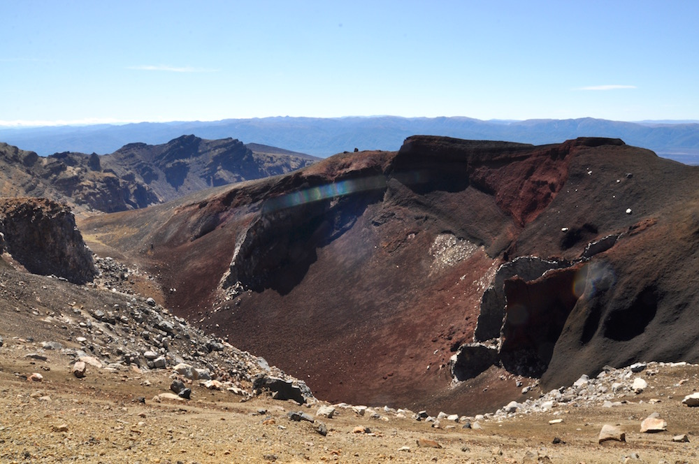 Tongariro alpine crossing.6
