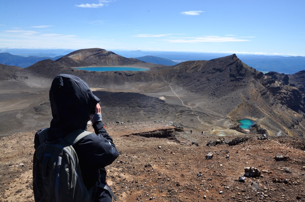 Tongariro alpine crossing.8
