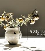 5 Stylish Easter Decorating Ideas