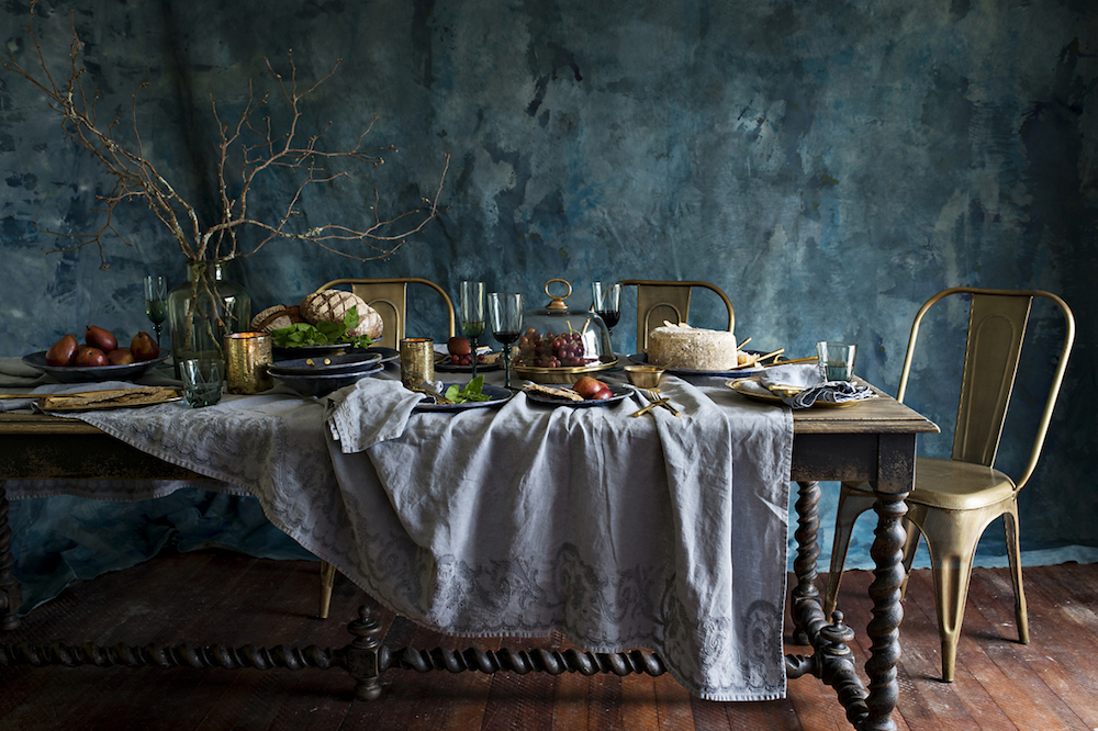 French Country Collections' Winter Table