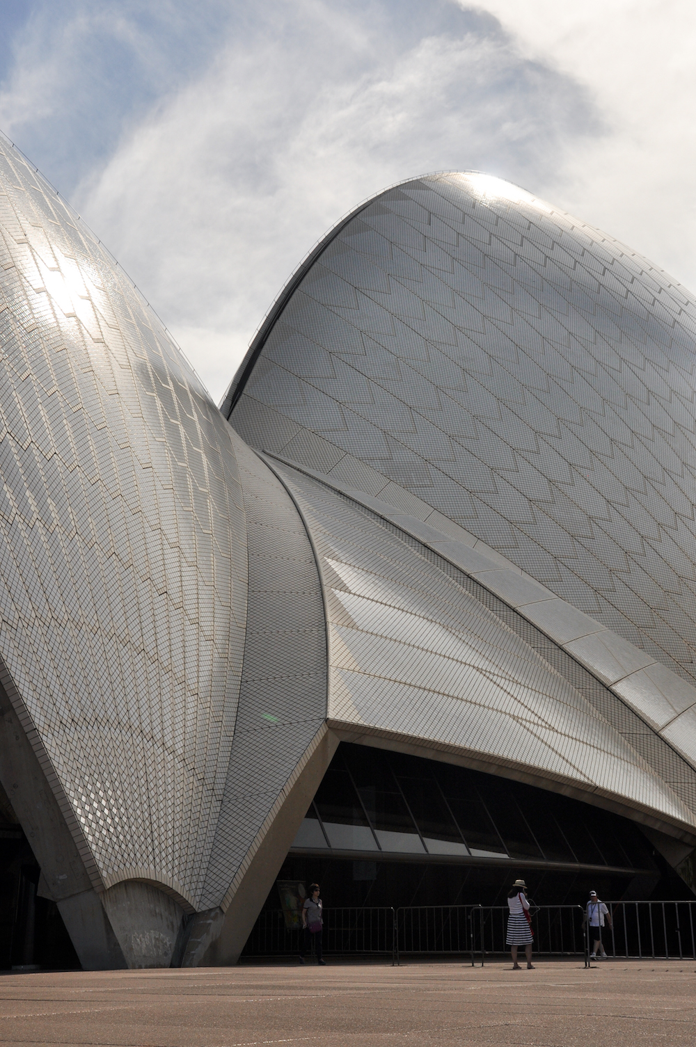 Utzon & Le Corbusier's Sydney Opera House Collaboration ;,