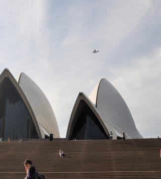 Utzon & Le Corbusier's Sydney Opera House Collaboration,,.
