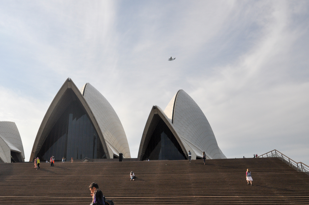 Utzon & Le Corbusier's Sydney Opera House Collaboration,,.