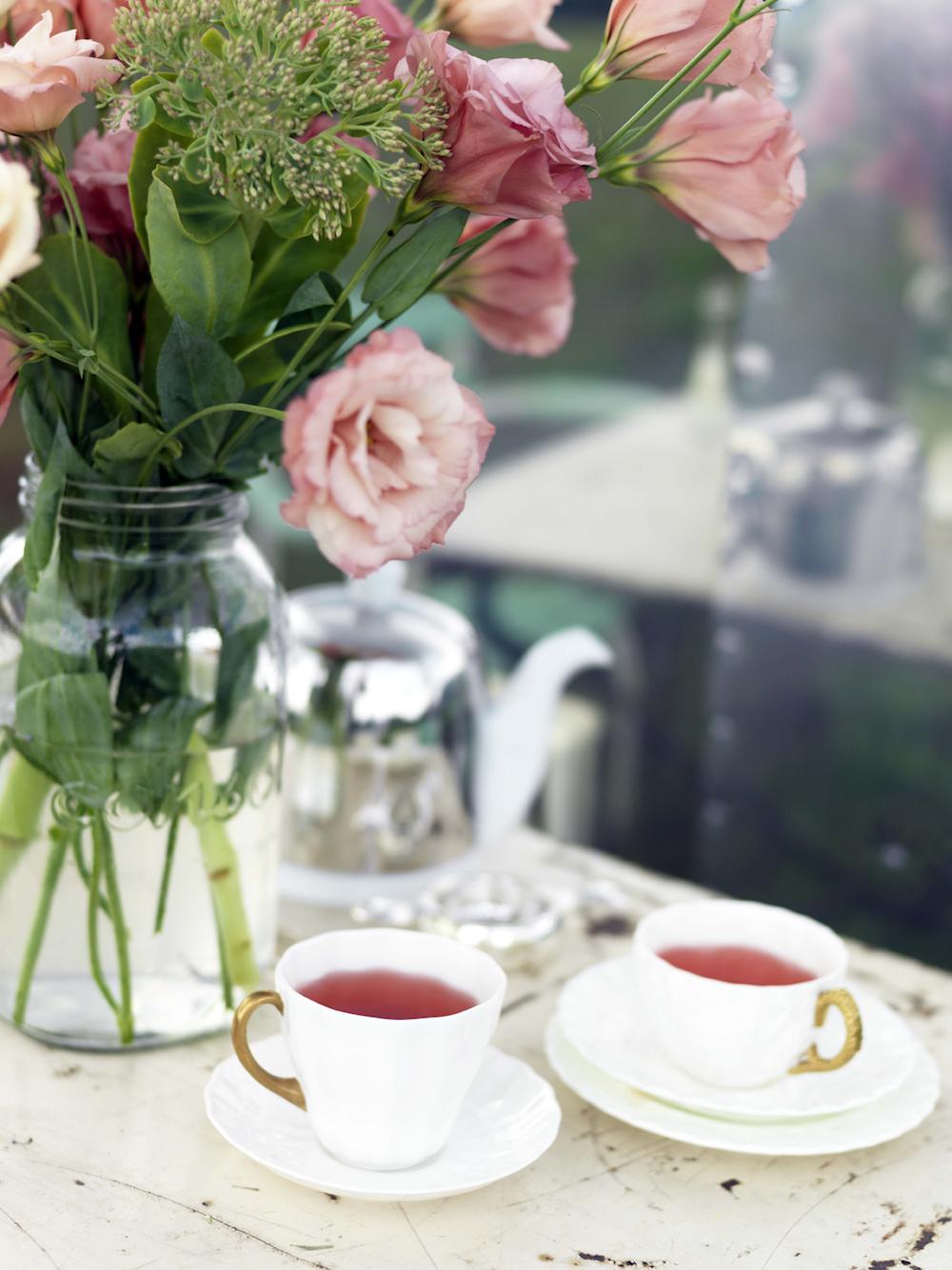 The Tea Sisters | Storm & India tea