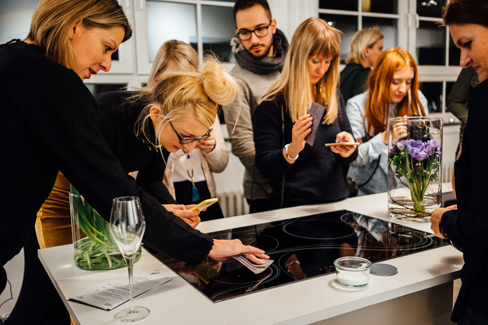 SisterMAG meets SCHOTT CERAN event | photo by Timo Roth