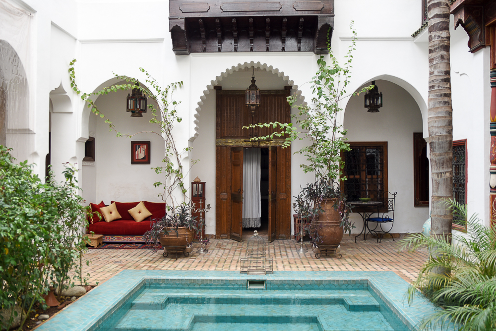 travel tales | moroccan interior style
