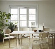 Scandinavian Design | Skagerak Hven Table 260, Oak